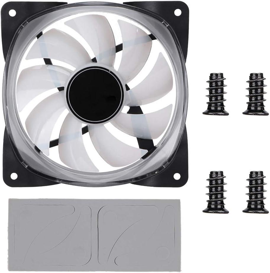 ASHATA FR-701 Caja de la PC Ventilador de refrigeración ...