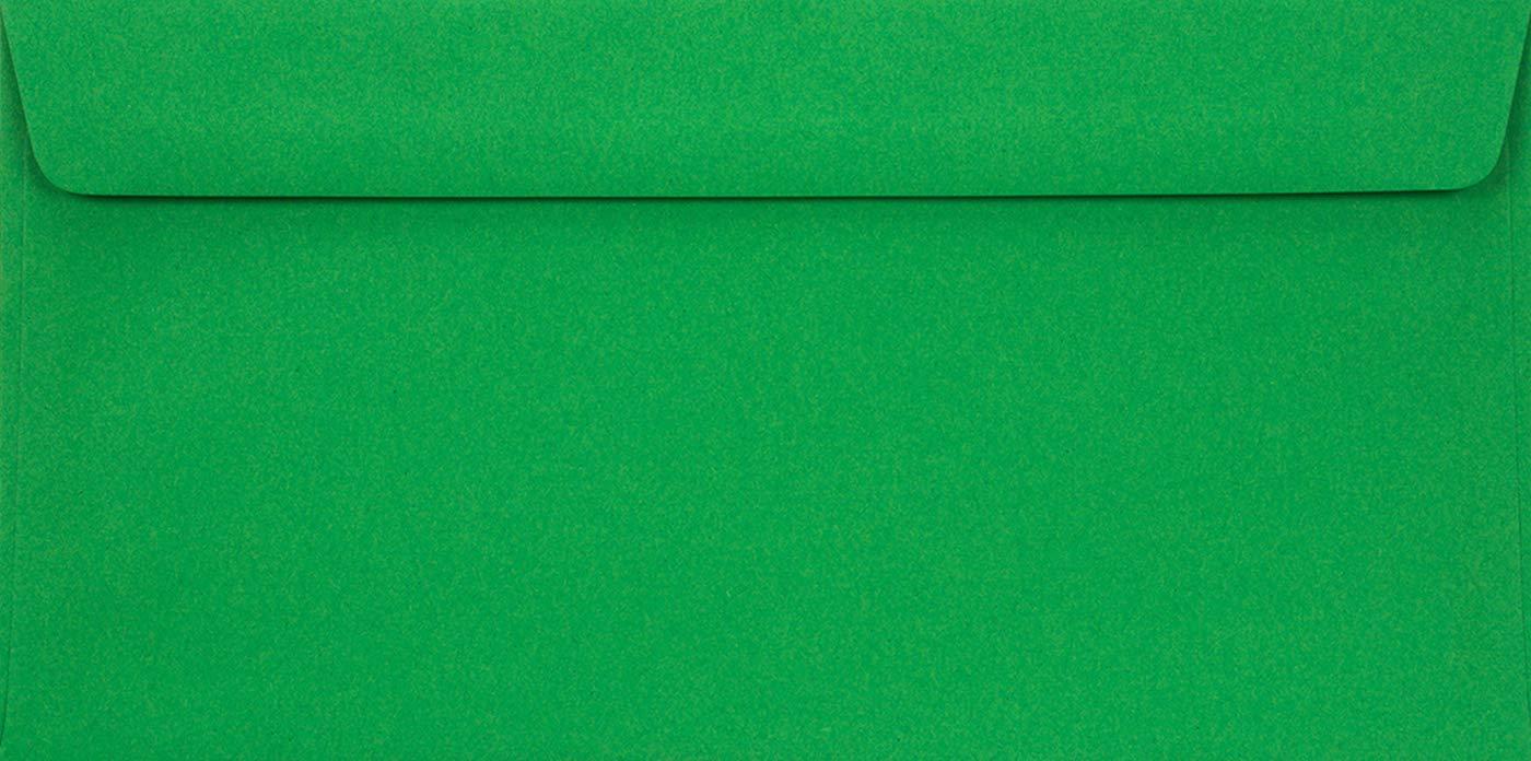 Hochzeit Firmenprospekte Weihnachten Gru/ßkarten gerade Klappe 110x220mm ohne Fenster Visitenkarten 90g 25 Lila DIN Lang Briefumschl/äge Einladungen Burano Lilla ideal f/ür Geburtstag