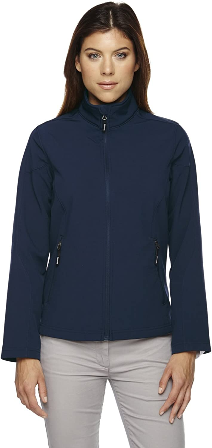 North End Ladies Large special price !! Cruise Max 78% OFF Two-Layer Jacket Shell Bonded Soft