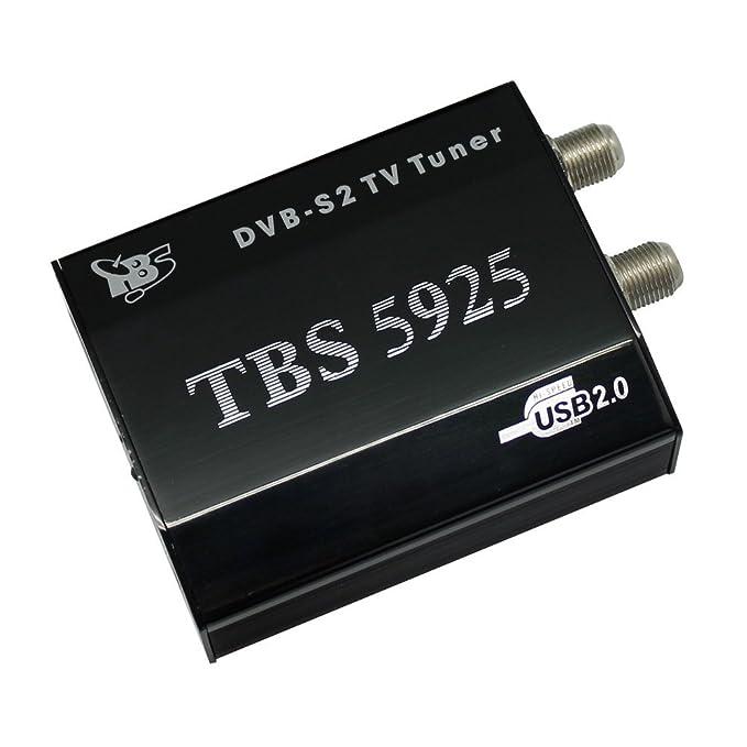 TBS®5925 Tarjeta sintonizadora de TV USB DVB-S2 Satélite ...