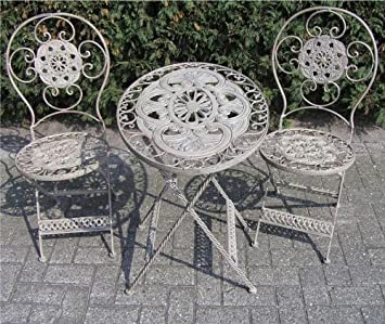 Garten Jugendstil jugendstil gartenmöbel set gartentisch barock antik tisch stühle
