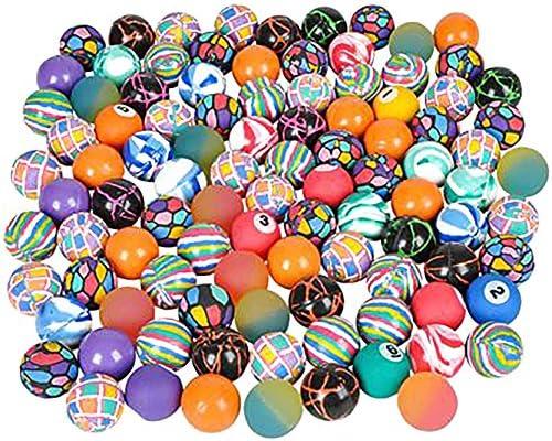 SNInc. Bouncy Ball - Juego de 100 Bolas de Billar en Colores ...
