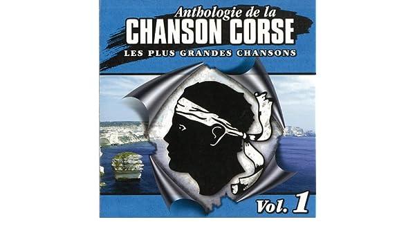 Anthologie de la chanson corse, vol. 1 (Les plus grandes chansons) by Various artists on Amazon Music - Amazon.com