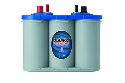 The Optima D34M BlueTop is one of the best AGM deep cycle batteries for starting