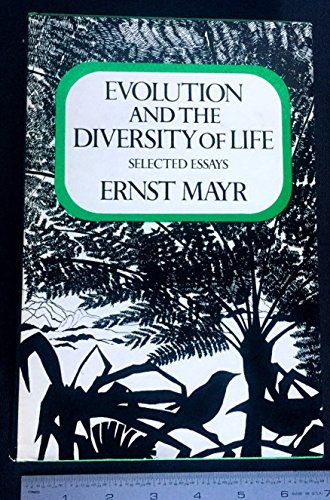 diversity essay evolution life selected A variety of external factors have influenced the conceptual evolution of diversity  an article from us life-us  this essay will discuss four diversity and.