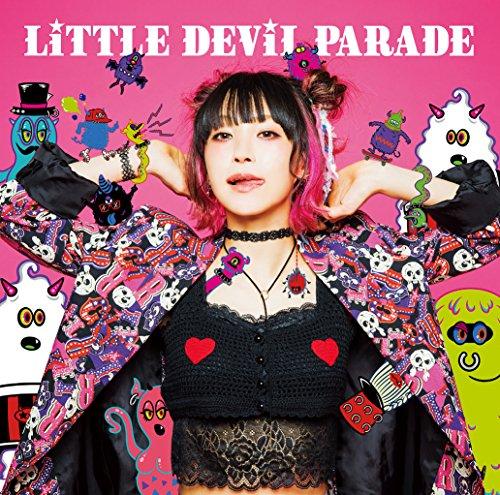 LiSA / LiTTLE DEViL PARADE[通常盤]の商品画像
