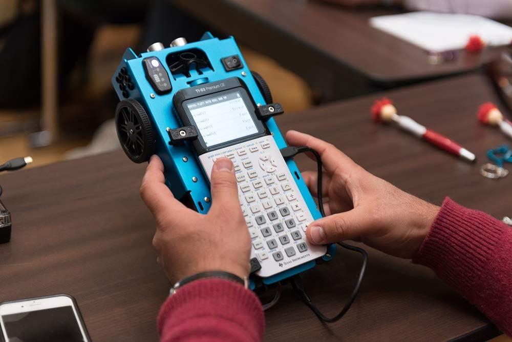 Texas Instruments TI-83 Premium CE Python - Calculadora científica color: Amazon.es: Oficina y papelería