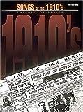 Songs of the 1910s, Hal Leonard Corporation Staff, 0793531276
