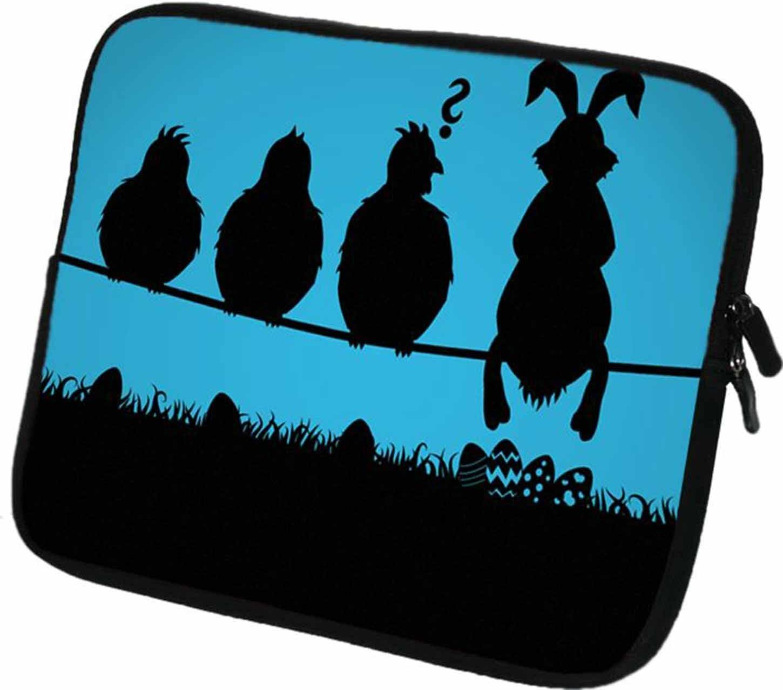 """#DoYourMobile/© 7Zoll Tasche//Schutzh/ülle f/ür Tablets//Tablet-PCs Design 6,9-7,4/"""" 113 f/ür Tablets mit Bildschirmgr/ö/ße ca wasserdichtes Neopren mit Rei/ßverschluss in der Gr/ö/ße 21,3 x B 15,9cm"""