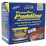MHP Power Pak Pudding Chocolate -- 8.8 oz Each / Pack of 6