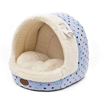 Amazoncom Auoker Cat Hutbed Caveperch Hideoutcushion Nest - Hideout-furniture-slips-into-the-wall-to-provide-you-more-space