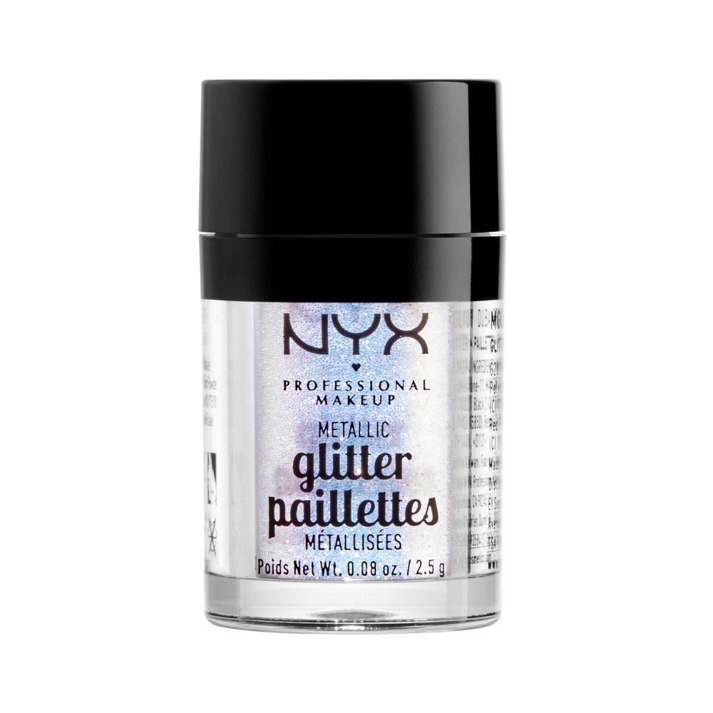 NYX PROFESSIONAL MAKEUP Metallic Glitter, Lumi-Lite, 0.08 Ounce