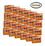 PACK OF 24 - Lance Cracker Sandwiches ToastChee Real Peanut Butter - 8 Count