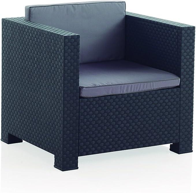 Shaf Conjunto Set Muebles de jardín y terraza Diva à Tête   Color ...