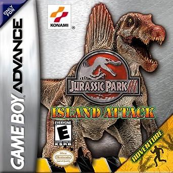Amazon com: Jurassic Park III: Island Attack: Video Games