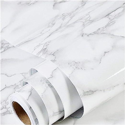 Amazon Com Marble Wallpaper Granite Paper For Old Furniture Self