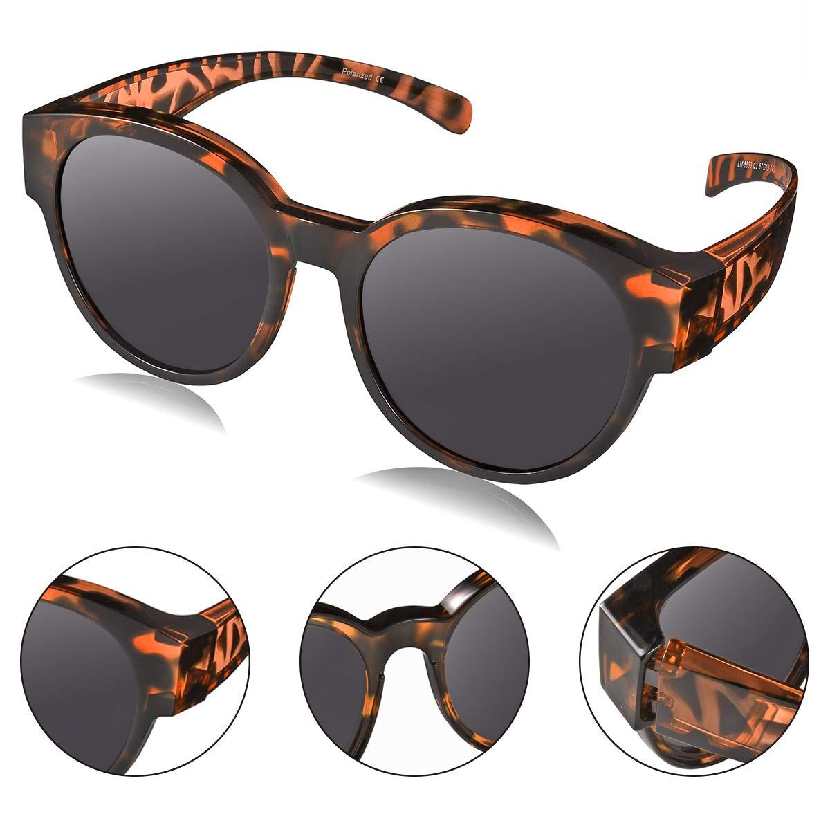 Amazon.com: BrGuras - Gafas de sol polarizadas de gran ...