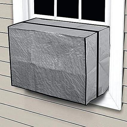 344bf5693c4 Amazon.com  Air Conditioner Heavy Duty AC Outdoor Window Unit Cover Medium  10