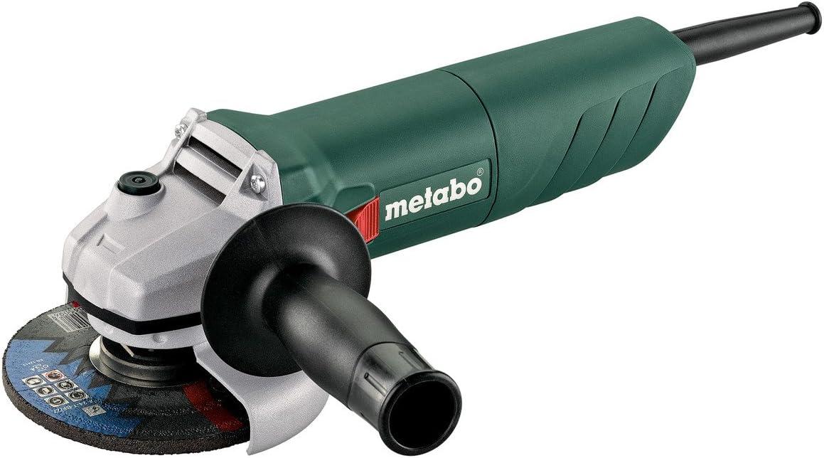 Metabo W 750-115 4.5 Angle Grinder