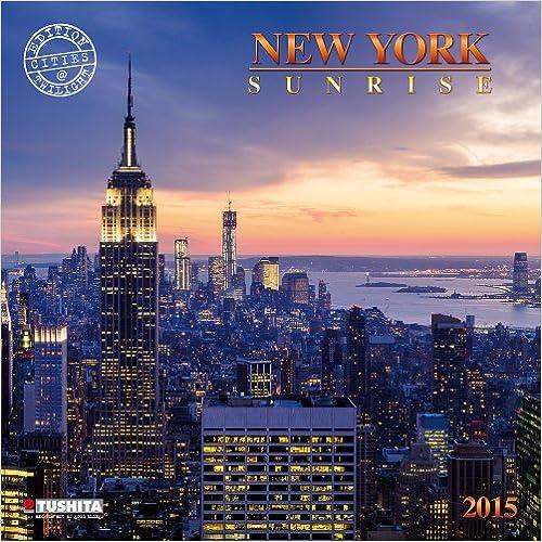 Descargar Ebooks portugues gratis New York Sunrise 2015. What a Wonderful World (Cities at Twilight) 3955705307 PDF
