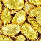 Gold Foil Wrapped Jordan Almonds Candy 5LB Bag
