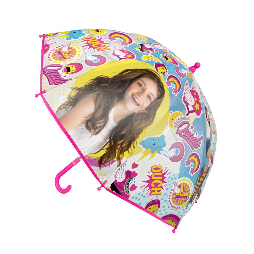 Disney SOY LUNA - Ombrello per bambini trasparente manuale 48cm 891087