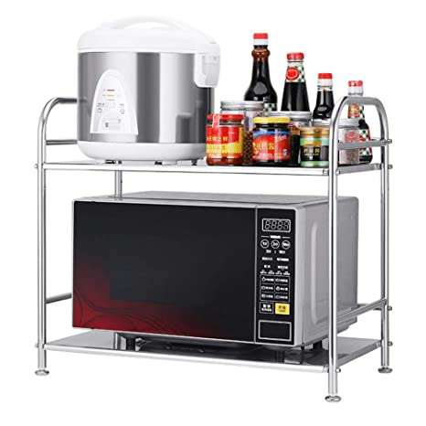 Amazon.com: Usmascot Estante de almacenamiento de cocina ...