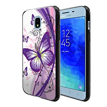 Amazon.com: FINCIBO Funda Compatible para Samsung Galaxy J3 ...