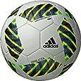 adidas(アディダス)エレホタ キッズ サッカーボール4号球 ジュニア 小学生用 ホワイト AF4100 WHT