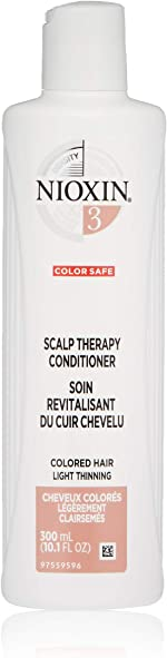 Nioxin Scalp Therapy Conditioner 10.1 oz, System 1-6 with Peppermint Oil