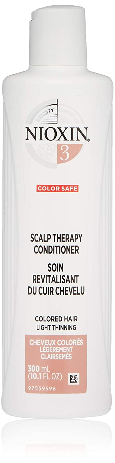 Nioxin Scalp Therapy Conditioner, System 3 (Color Treated Hair/Normal to Light Thinning/Dry Hair)