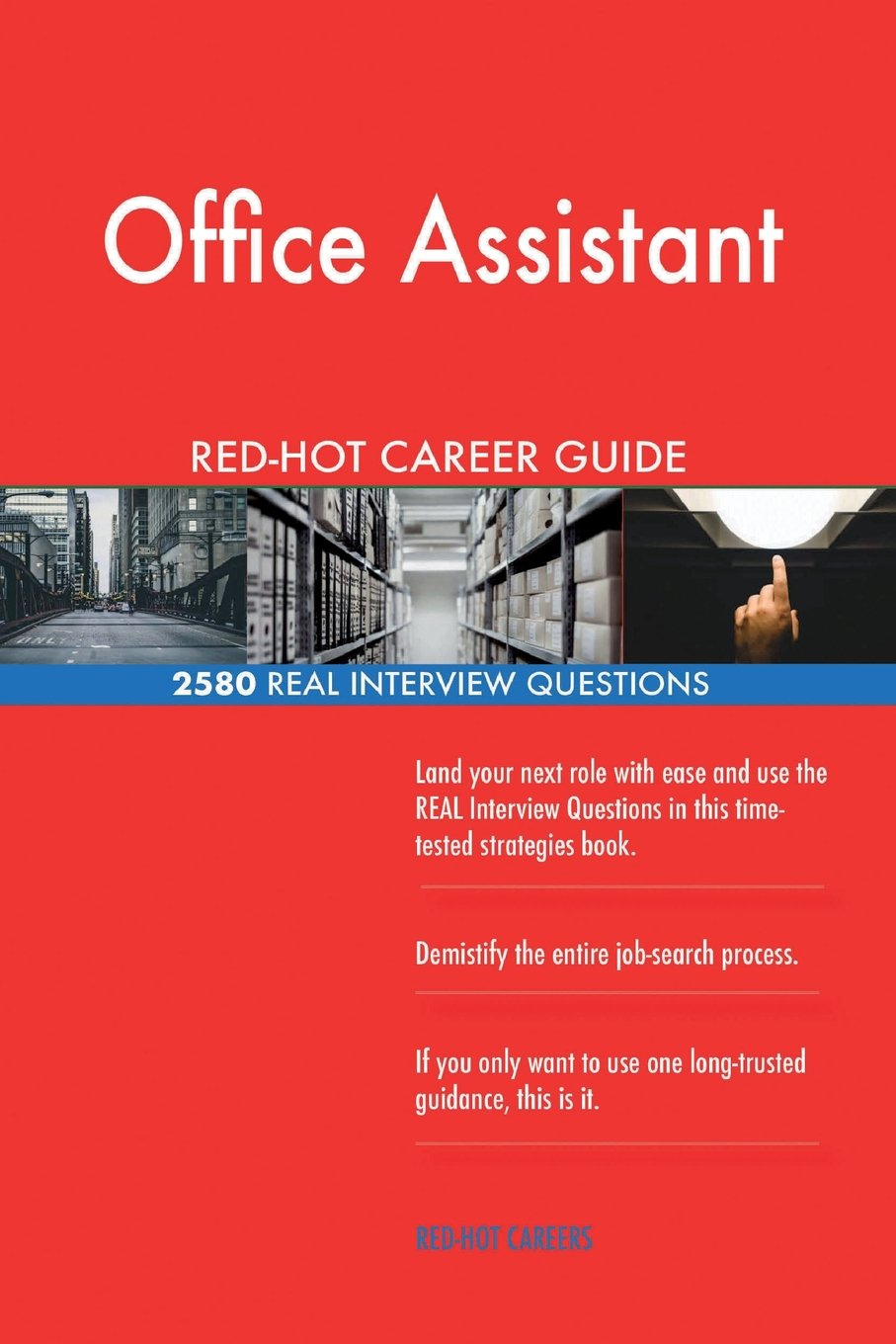 Office Assistant RED-HOT Career Guide