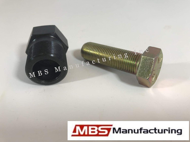 MBS Mfg Compatible for Honda Yamaha Kawasaki CRF50 TK04 Flywheel Puller 27x1.0 Tool