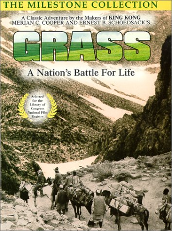 Grass: A Nation's Battle For Life by Image Entertainment