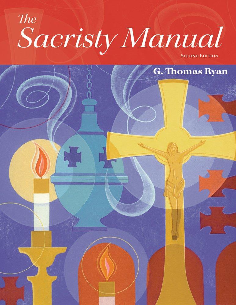 Download The Sacristy Manual, Second Edition pdf epub
