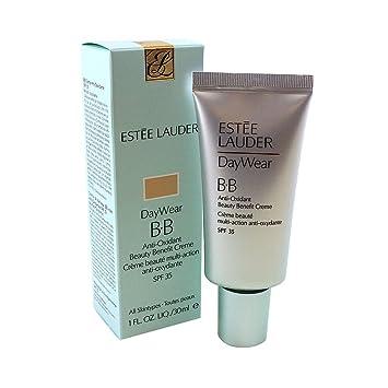 3 Pack - Estee Lauder Daywear BB Anti-Oxidant Beauty Benefit Creme SPF 35, Medium 1 oz LANCOME by Lancome - Hydrazen Nuit Anti-Stress Moisturising Night Cream--50ml/1.7oz - WOMEN