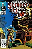 #4: Semper Fi #3 VF/NM ; Marvel comic book