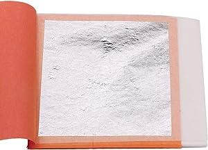 YongBo Silver Leaf Sheets,3.7