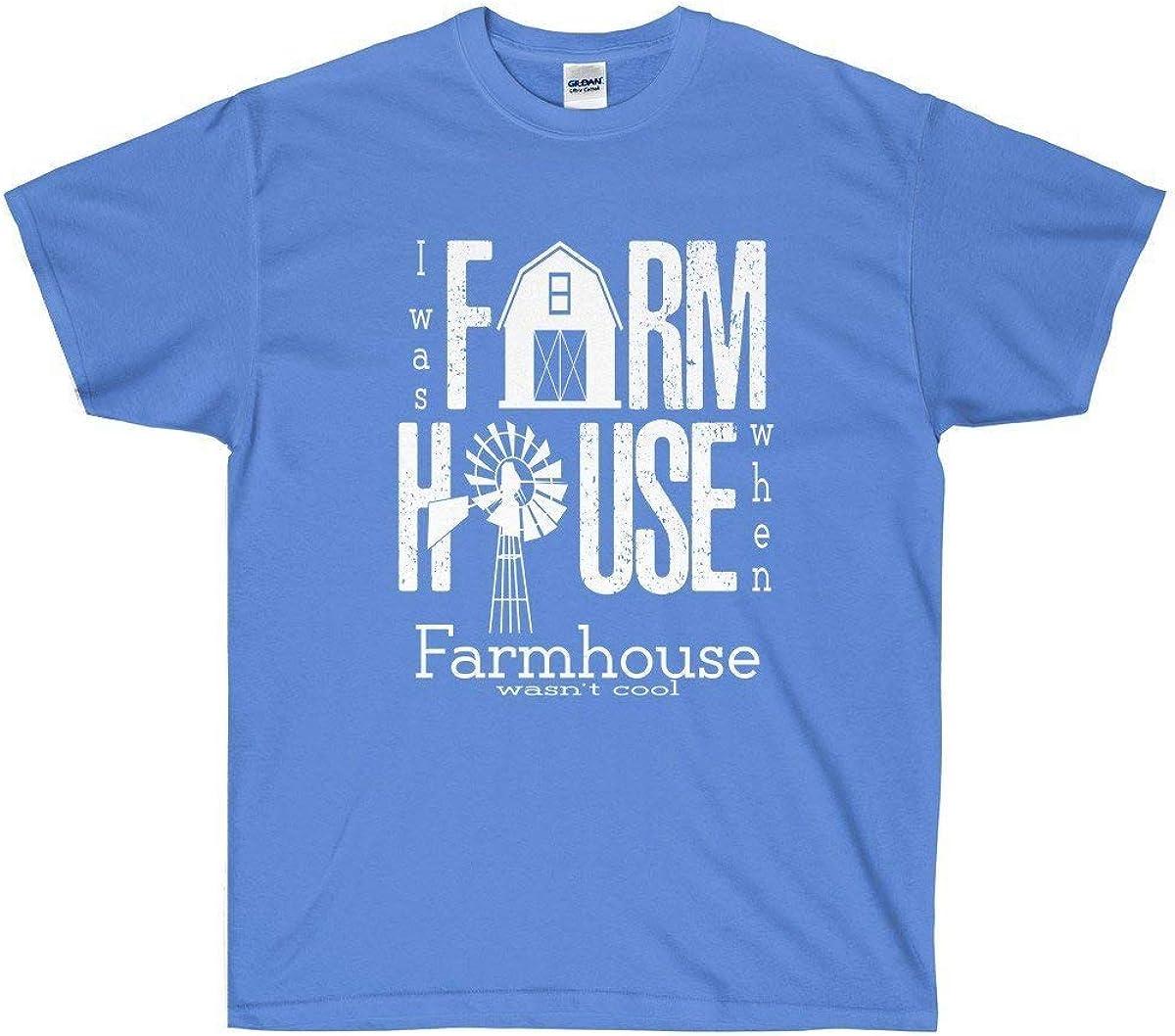TXRepublic Farmhouse White Unisex Ultra Cotton Tee
