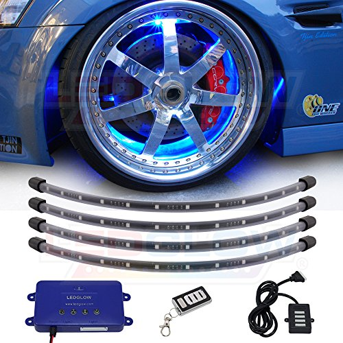 Led Wheel Light Kits - 8