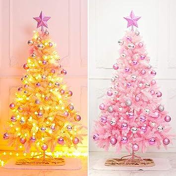 Rosa Weihnachtsbaum.Amazon De Dw Hx Rosa Weihnachtsbaum Scharnier Künstlicher