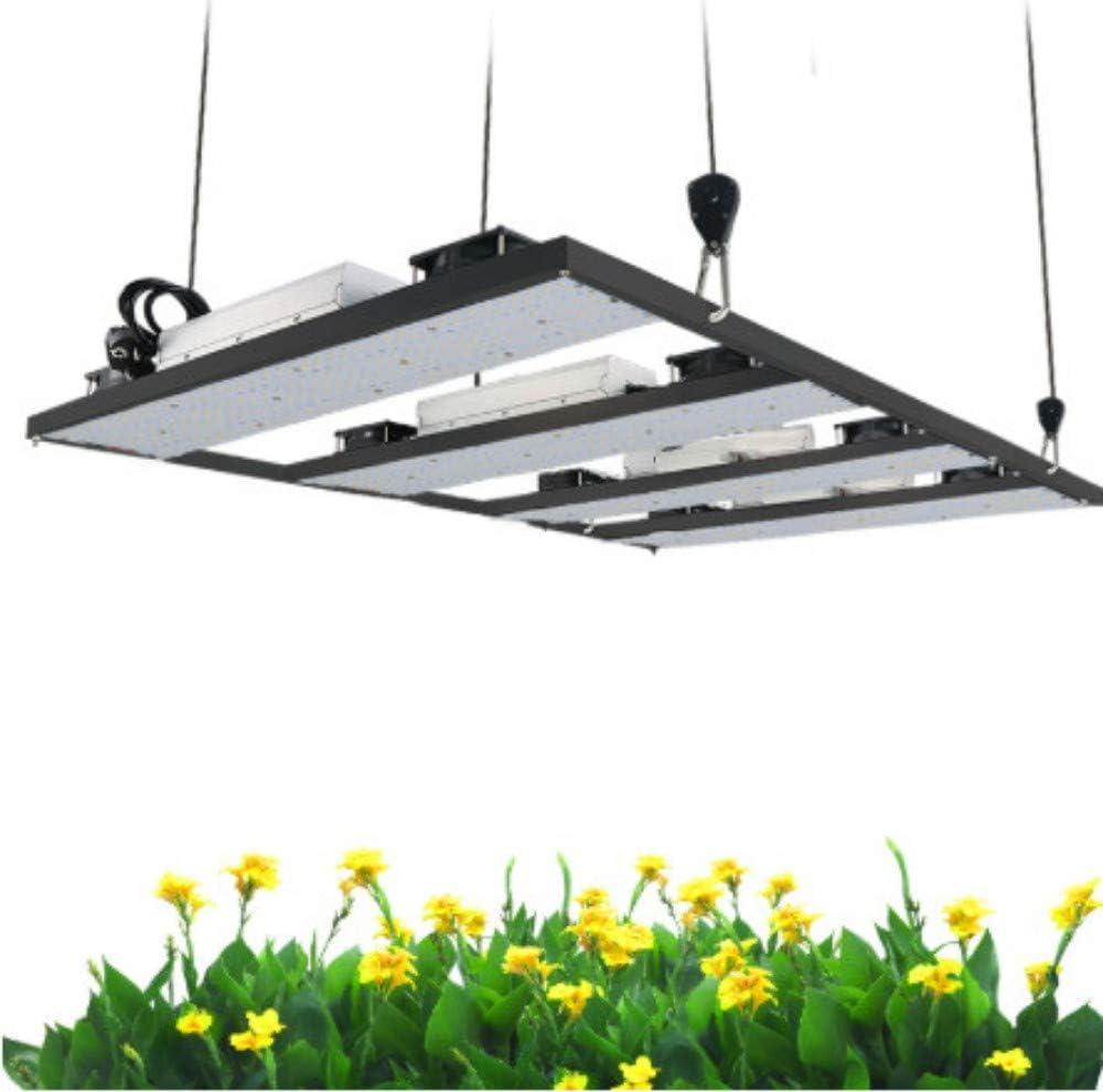 xiadsk Placa de luz de Crecimiento de LED LM301B 400Pcs Chip de Espectro Completo 240w 1000w Samsung 3000K, Controlador Meanwell