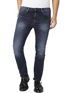 Pepe Jeans Cameron Longueur 32 Jeans Homme Noir Taille 34  Amazon.fr ... c776e57e72aa