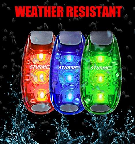 Sturme Led Safety Light Strobe Lights For Daytime Running