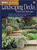 Ortho's All about Landscaping Decks, Patios, and Balconies, Jo Kellum, 0897214595