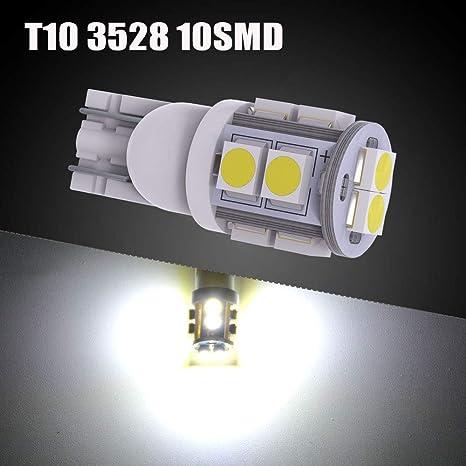 W5WB Signal Light Bulb 12V Car 158 168 DC 175 LED 194 Lamp Orange Hot Lot