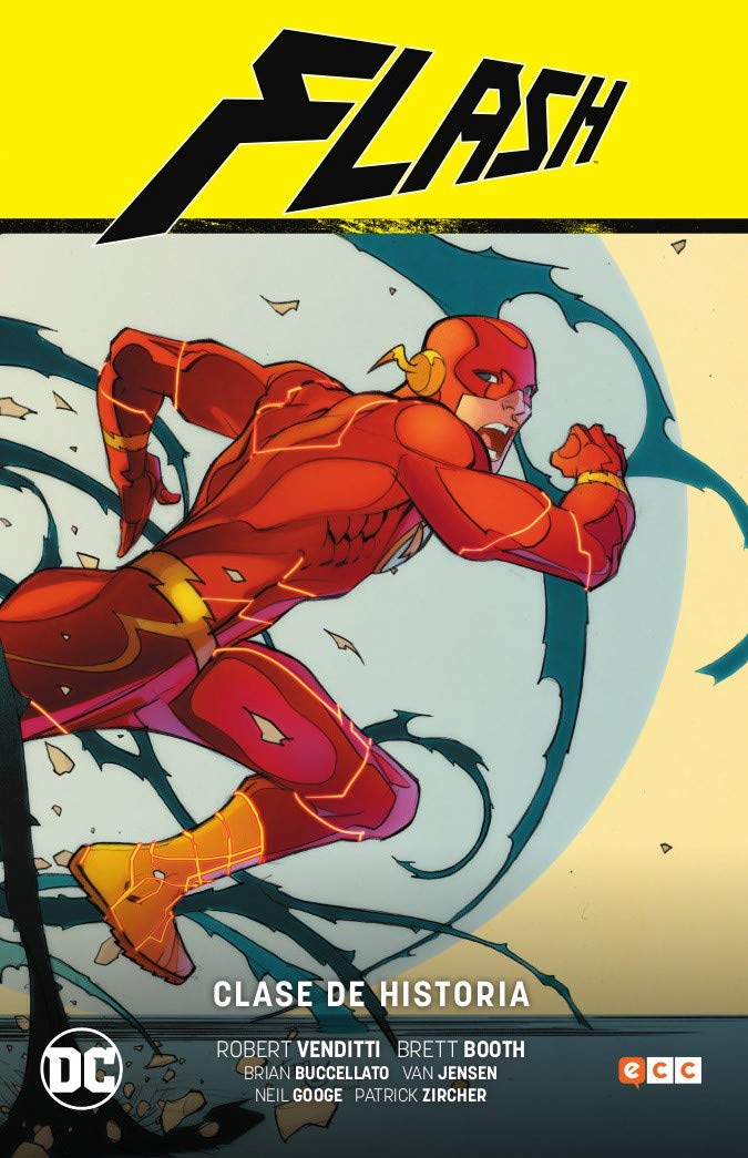 Flash: Clase De Historia: Amazon.es: Jensen, Van, Gage ...