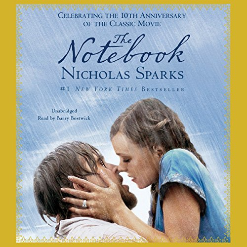 book report the notebook by nicolas sparks essay A site dedicated to book lovers providing a forum to discover and share commentary about the books and authors they enjoy author interviews, book reviews and lively book commentary are found here.
