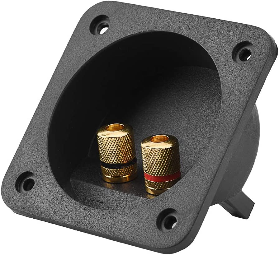 Diy Home Car Stereo Lautsprecher Box Terminal Platz Elektronik