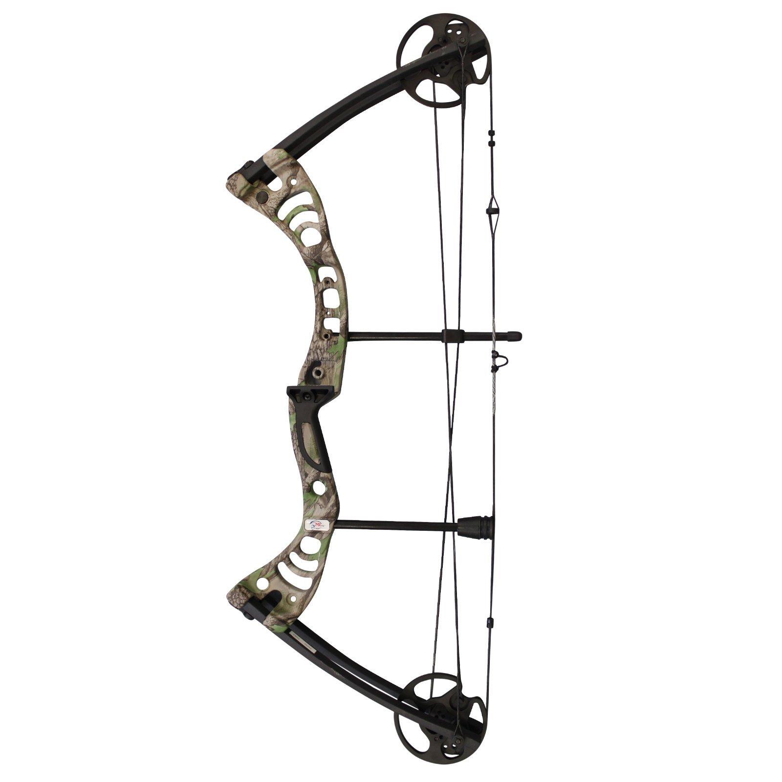 Southland Archery Supply SAS Scorpii 55 Lb 32'' Compound Bow (GC Camo)